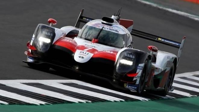War im Qualifying schneller als die Le-Mans-Champions: Toyota #7