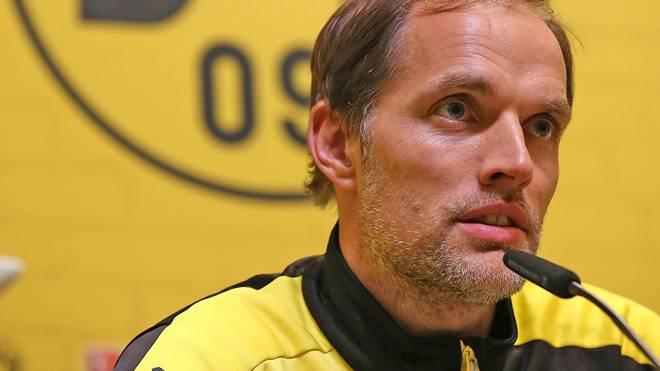 Thomas Tuchel trifft mit dem BVB auf Hertha