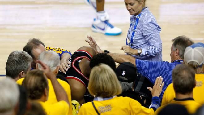 NBA, Finals: Zoff mit Lowry - Warriors-Investor erhält Sperre für ein Jahr