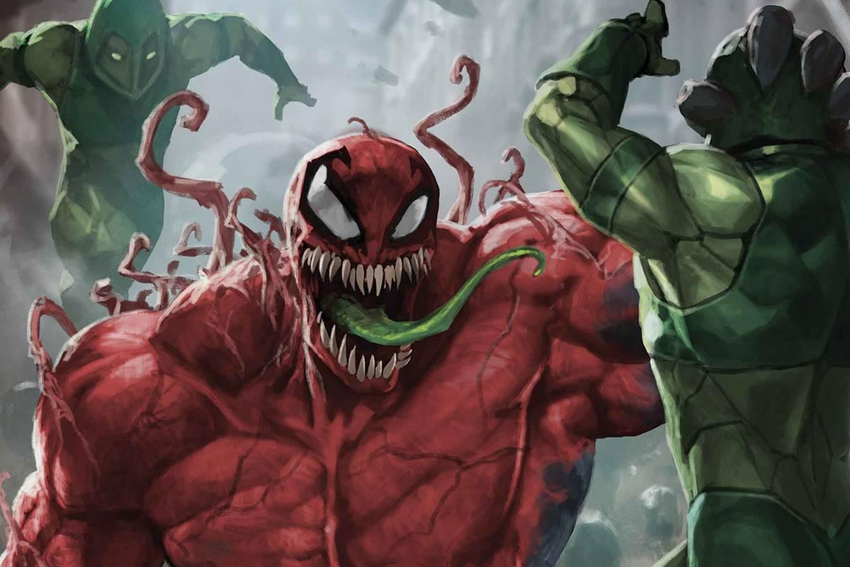 Fortnite Season 8 startet und es gibt gleich die ersten Neuigkeiten. Denn es wird ein neuer Marvel-Skin erhältlich sein. Das Carnage-Outfit erfreut die Fortnite-Community.