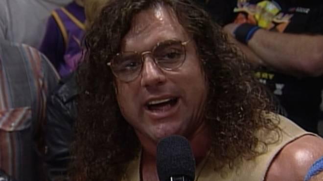 Der British Bulldog bei seinem WWE-Comeback beim SummerSlam 1994