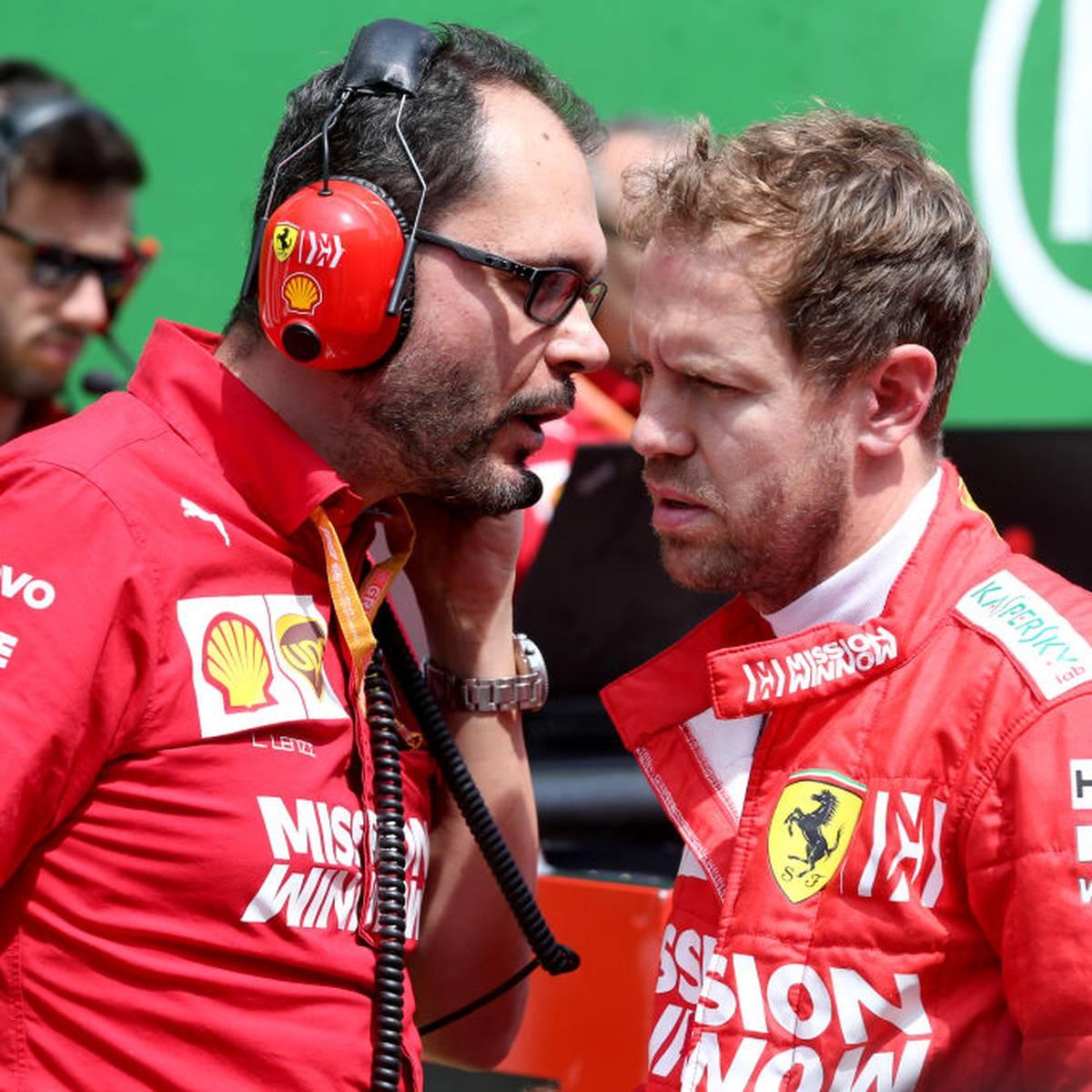 FIA beschlagnahmt Ferrari-Teile