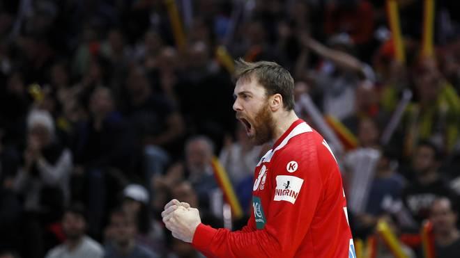 Andreas Wolff ist für die anstehende Europameisterschaft 2018 zuversichtlich