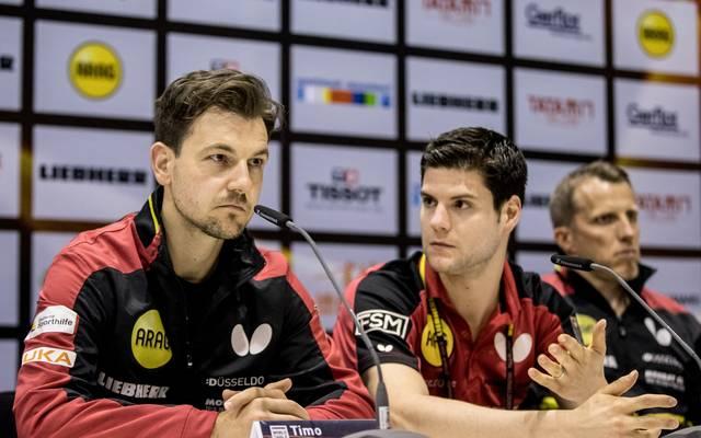 Table Tennis World Championship - Day 1
