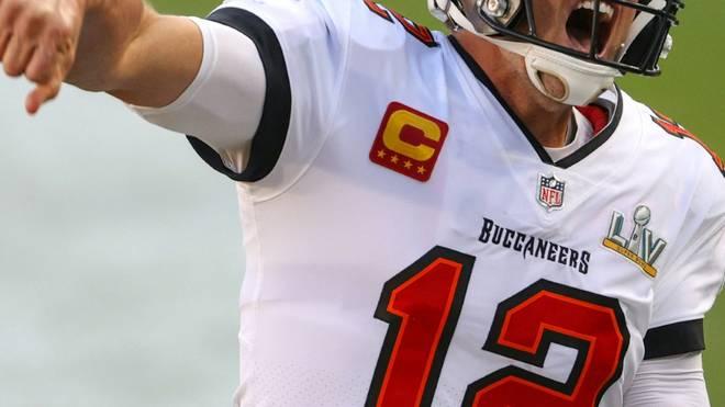 Tom Brady kritisiert die neue Nummernregel stark