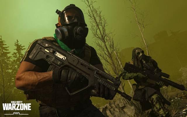 Der Start von Call of Duty Warzone lief sehr erfolgreich