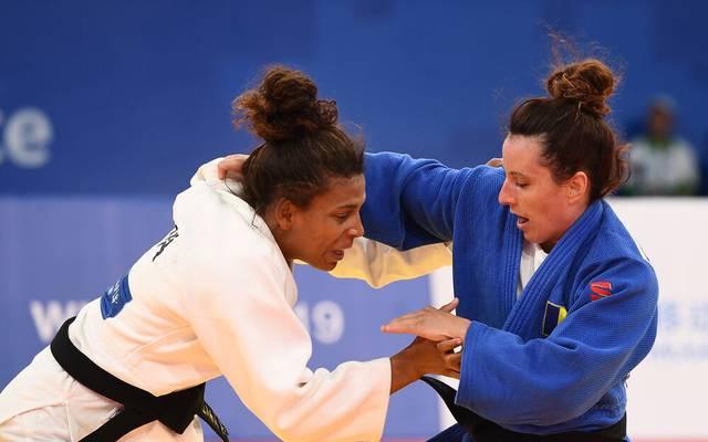 Judo-Olympiasiegerin Silva bleibt gesperrt