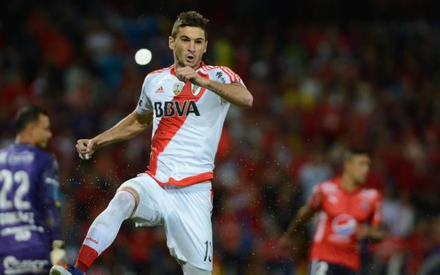 Lucas Alario wird wohl in Kürze zu Bayer Leverkusens Rekordtransfer
