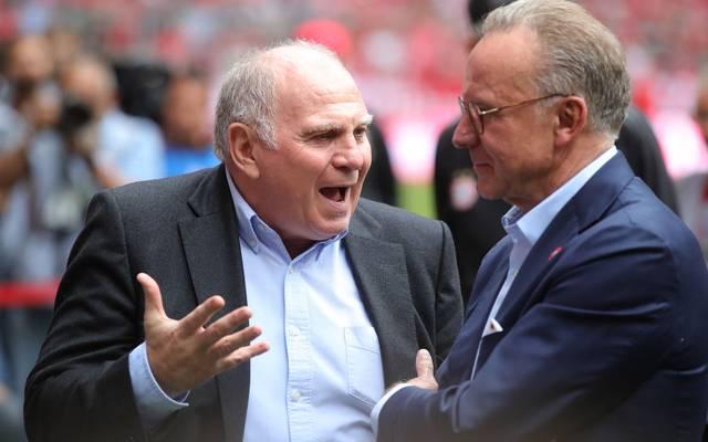 Uli Hoeneß legte in der Torwart-Diskussion im DFB-Team nach
