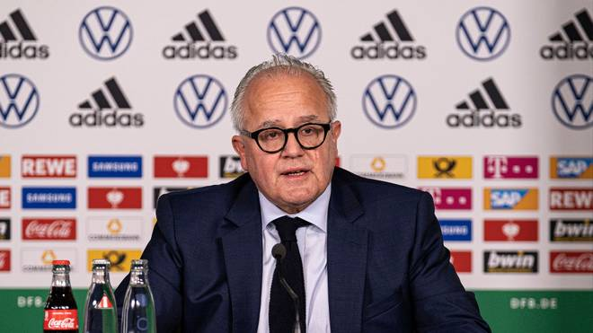 Fritz Keller ist seit September 2019 Präsident des DFB