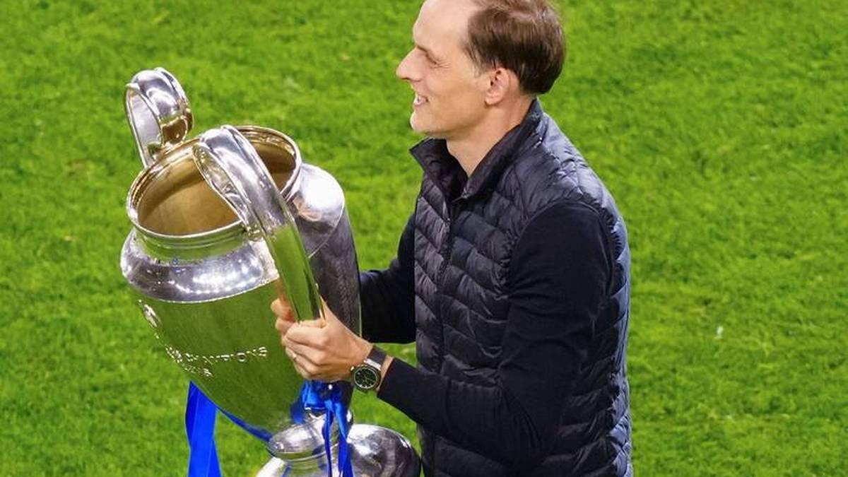 Tuchel fordert neuen Namen für Europa-League-Trophäe