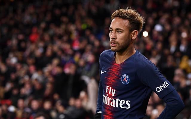 Neymar wird offenbar für sein Verhalten neben dem Platz bezahlt