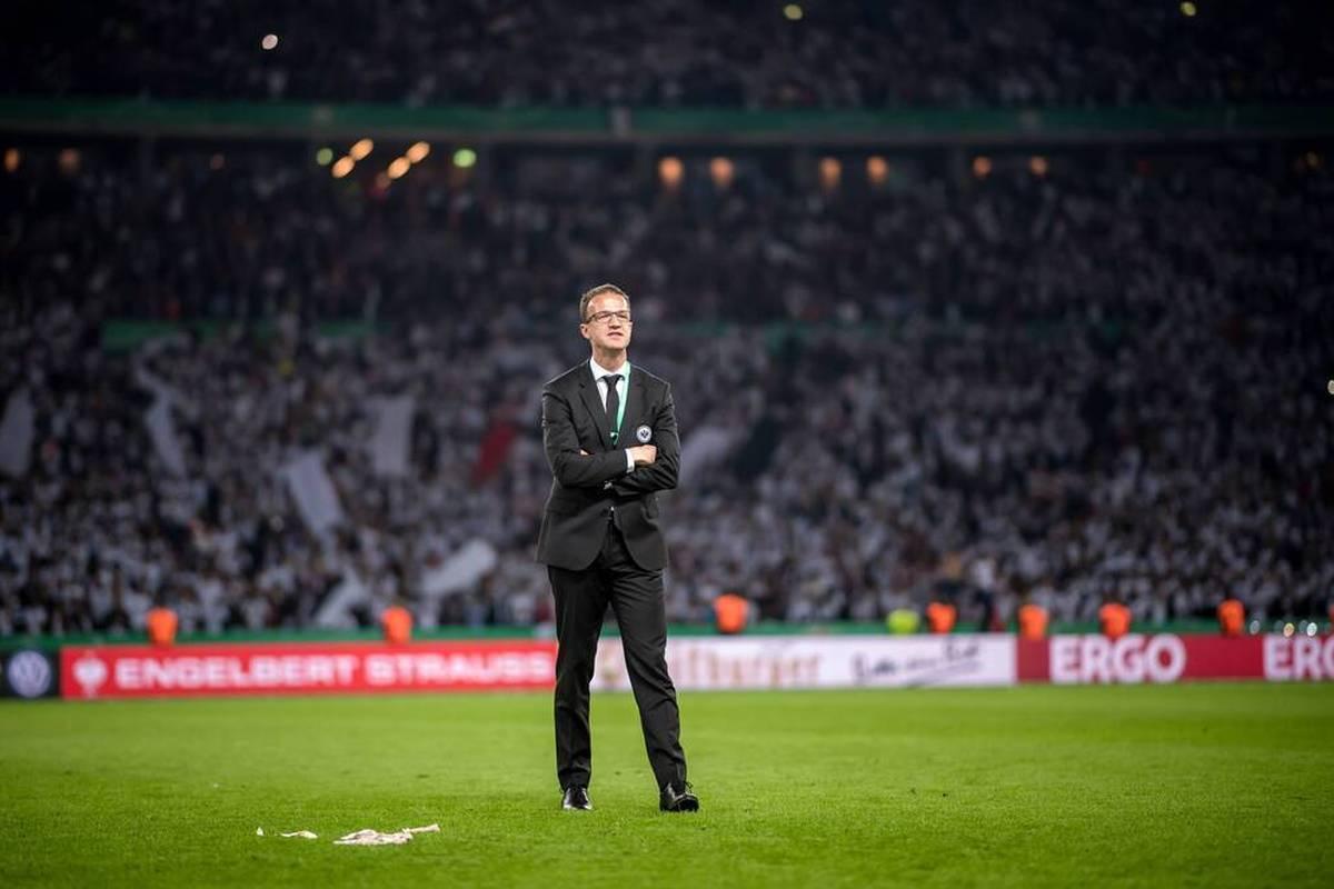 Fredi Bobic kehrt als Sportvorstand von Hertha BSC für einen Tag zum alten Arbeitgeber nach Frankfurt zurück. Der zu erwartende Empfang der Eintracht-Fans? Eher reserviert.