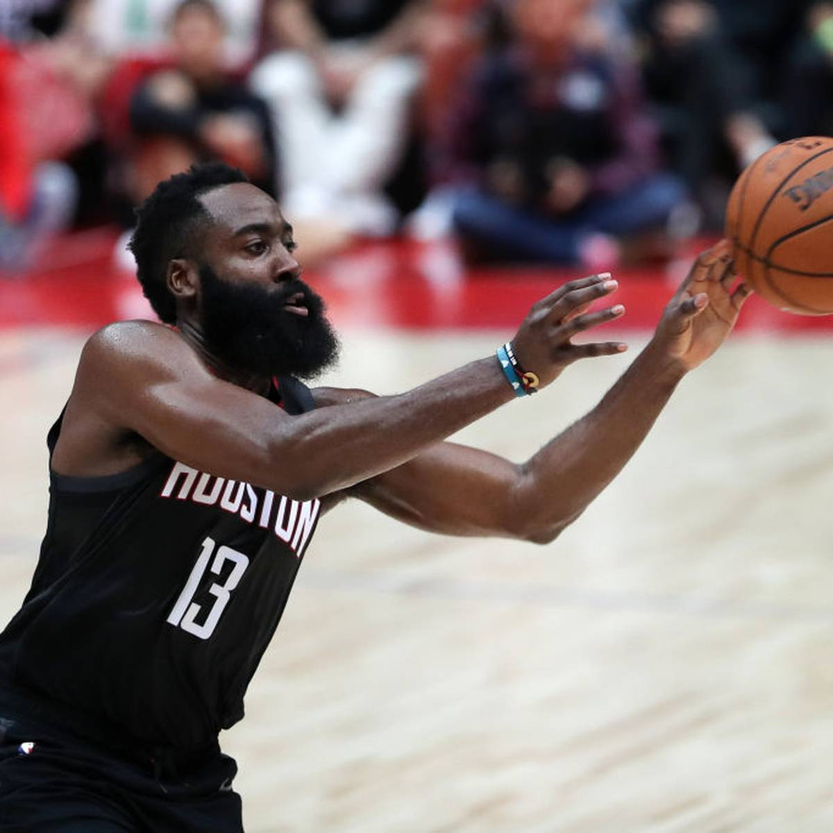 Entfesselter Harden rettet Rockets
