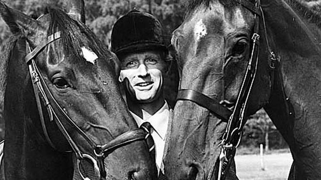 Richard Meade gewann 1968 Olympia-Gold