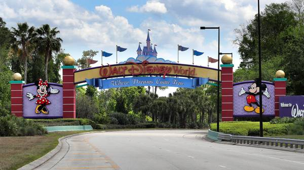 Die NBA will ihre Saison in Disney World in Orlando zu Ende spielen
