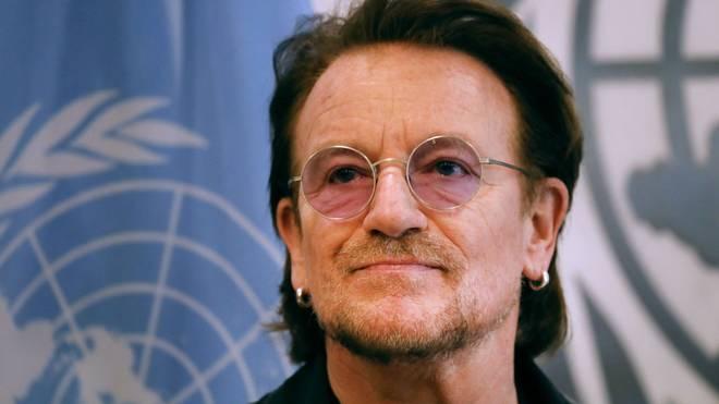 Bono hat Hans-Wilhelm Müller-Wohlfahrt in den höchsten Tönen gelobt