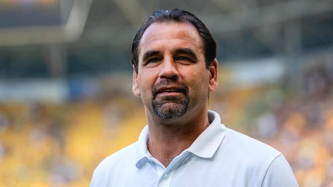 Ulf Kirsten spielte von 1983 bis 1990 bei Dynamo Dresden