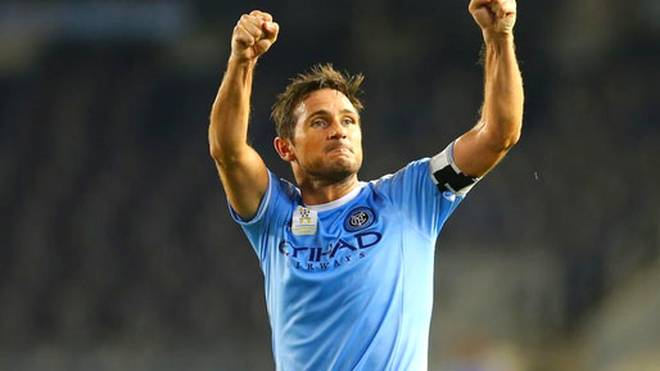 Frank Lampard traf für New York gegen Toronto