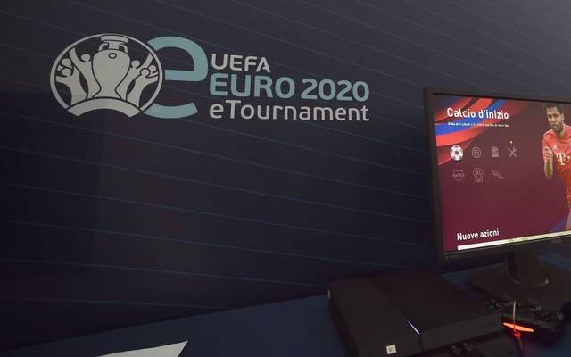 Die Endrunde der UEFA eEURO 2020 findet in London statt