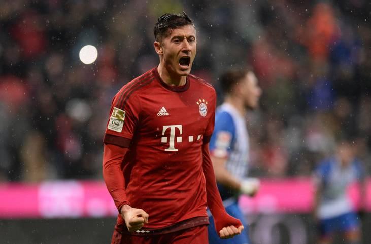 Robert Lewandowski ist von Hoffenheim nie in den Griff zu bekommen. Claudio Pizarro klettert in der ewigen Torschützenliste und Leverkusen beendet eine kuriose Serie. SPORT1 zeigt die zehn Daten-Highlights des 19. Spieltags: