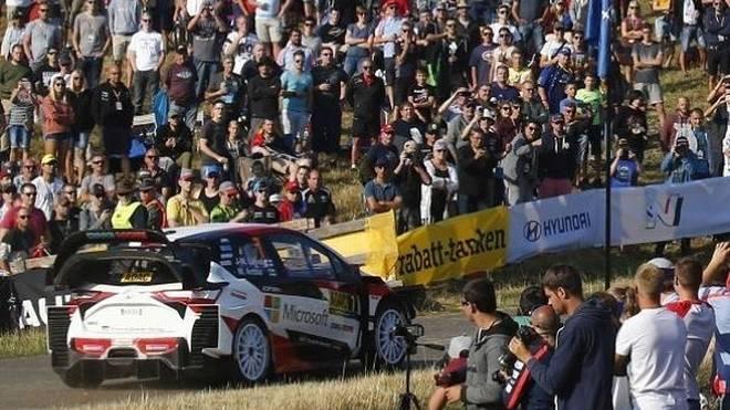 Mehr als 300.000 Zuschauer kamen 2018 in Schnitt zu jeder WM-Rallye