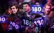 Die Darts-WM ab 15. Dezember LIVE auf SPORT1