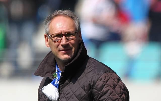 Rüdiger Fritsch ist Präsident des SV Darmstadt 98