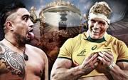 Die Rugby-WM 2015 in England