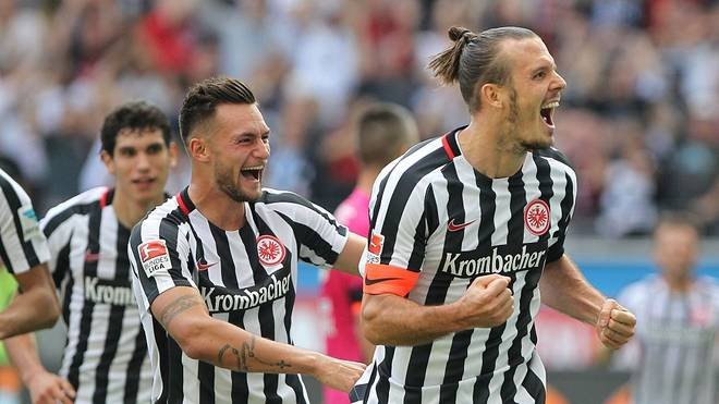 Alexander Meier (r.) kehrt zu Eintracht Frankfurt zurück