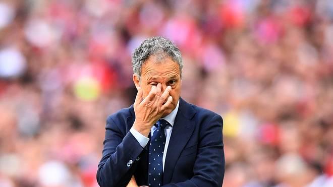 Joaquin Caparros soll dem FC Sevilla in anderer Funktion erhalten bleiben