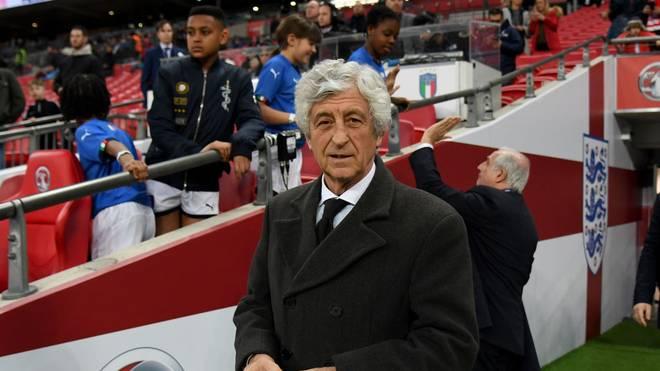 Gianni Rivera gewann 1970 mit Italien den Vize-WM-Titel