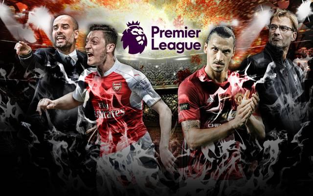 Alles zur Premier League - ab Saisonstart bei SPORT1