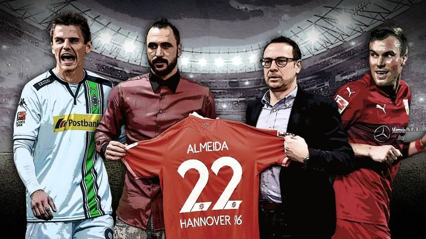 Am Freitag startet die Bundesliga in die Rückrunde. Die Klubs haben dabei im Winter einiges an neuem Personal verpflichtet. SPORT1 gibt den Überblick über die neuen Hoffnungsträger