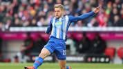 Arne Maier steht derzeit bei Hertha BSC unter Vertrag
