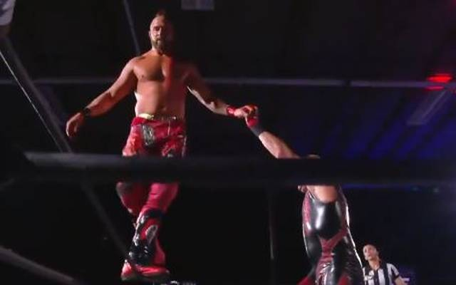Lance Archer tanzte bei AEW wie der Undertaker auf dem Seil