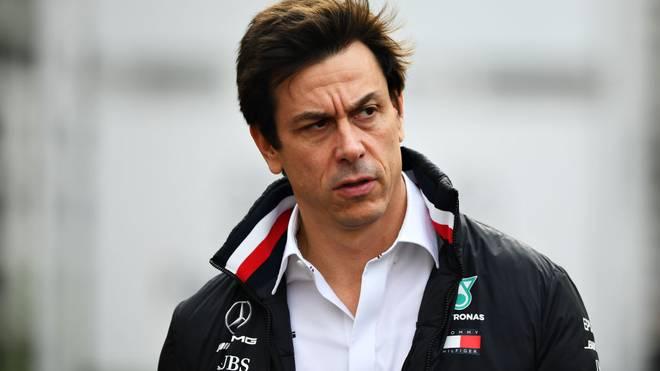 Toto Wolff wird dem Rennen in Brasilien fern bleiben