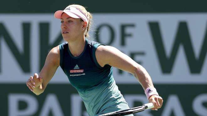 Tennis, Weltrangliste: Kerber verbessert sich, Zverev unverändert, Angelique Kerber unterlag Bianca Andreescu im Finale von Indian Wels