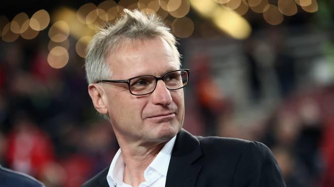 Michael Reschke arbeitet seit August 2017 beim VfB Stuttgart