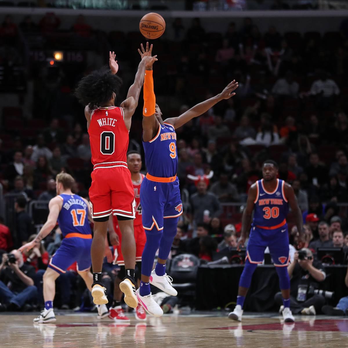 Bulls-Rookie besser als Jordan