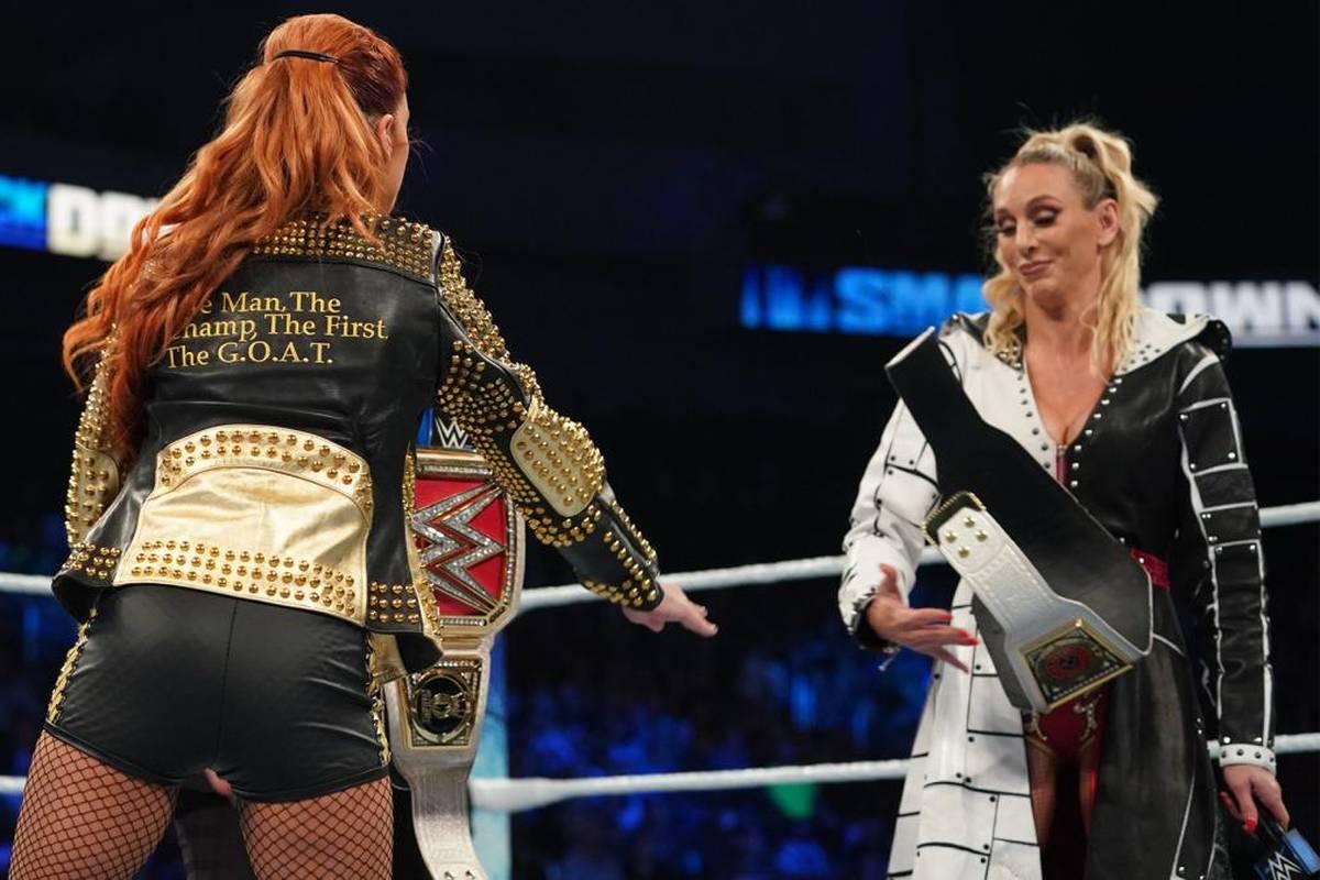 Das Segment mit Becky Lynch und Charlotte Flair bei WWE SmackDown führt zu realem Streit hinter den Kulissen. Flair soll sich zunehmend Feinde machen.