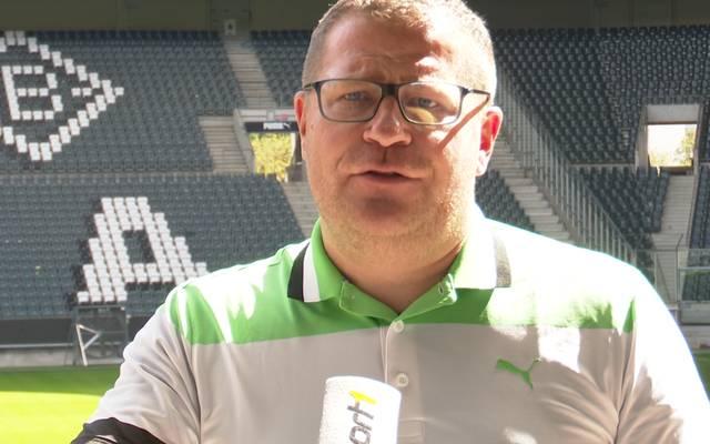 Max Eberl hofft auf ein besseres Abschneiden in den Pokal-Wettbewerben