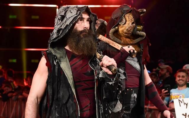 Die Bludgeon Brothers Harper (l.) und Rowan bekommen bei WWE WrestleMania 34 eine Titelchance