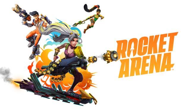 Der nächste Battle Royale Titel: Rocket Arena