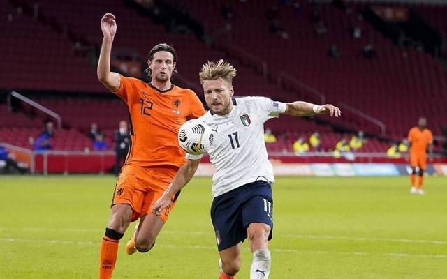 Italien und Niederlande gehören zu den Favoriten in der Nations League