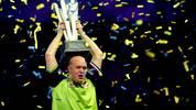 Michael van Gerwen gewinnt die Darts WM 2018