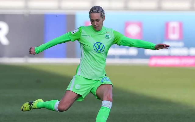 Lena Goeßling spielt seit 2011 beim VfL Wolfsburg