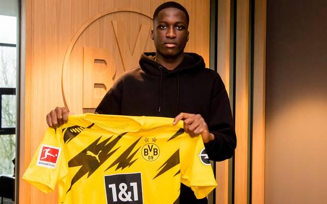 Soumaila Coulibaly wechselt im Sommer zum BVB