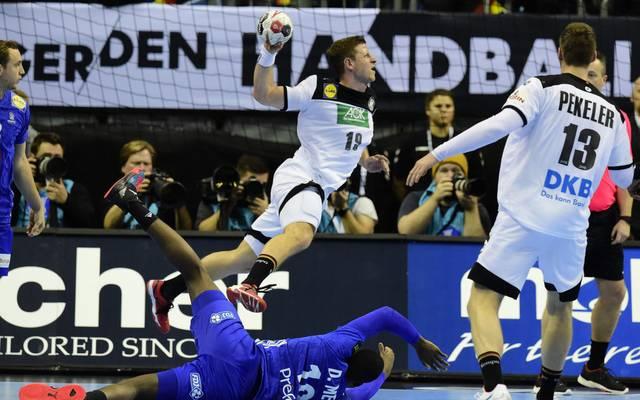 Martin Strobel fehlt Deutschland bei der Handball-EM