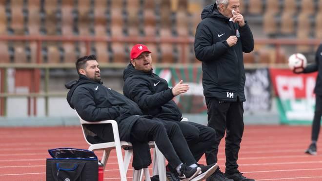 Türkgücü steigt in die 3. Liga auf